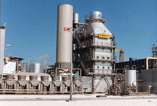 Heat Recovery Steam Generators Hrsg Macchi